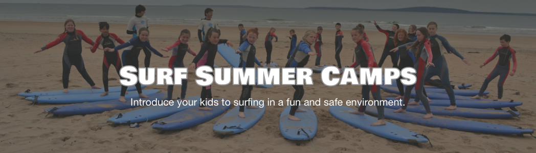 Surf Summer Camps
